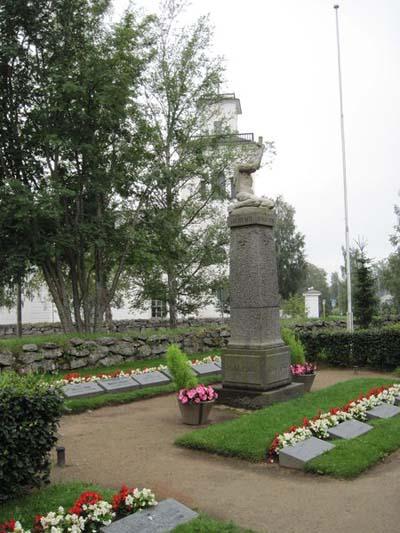 Finse Oorlogsgraven Kokkola