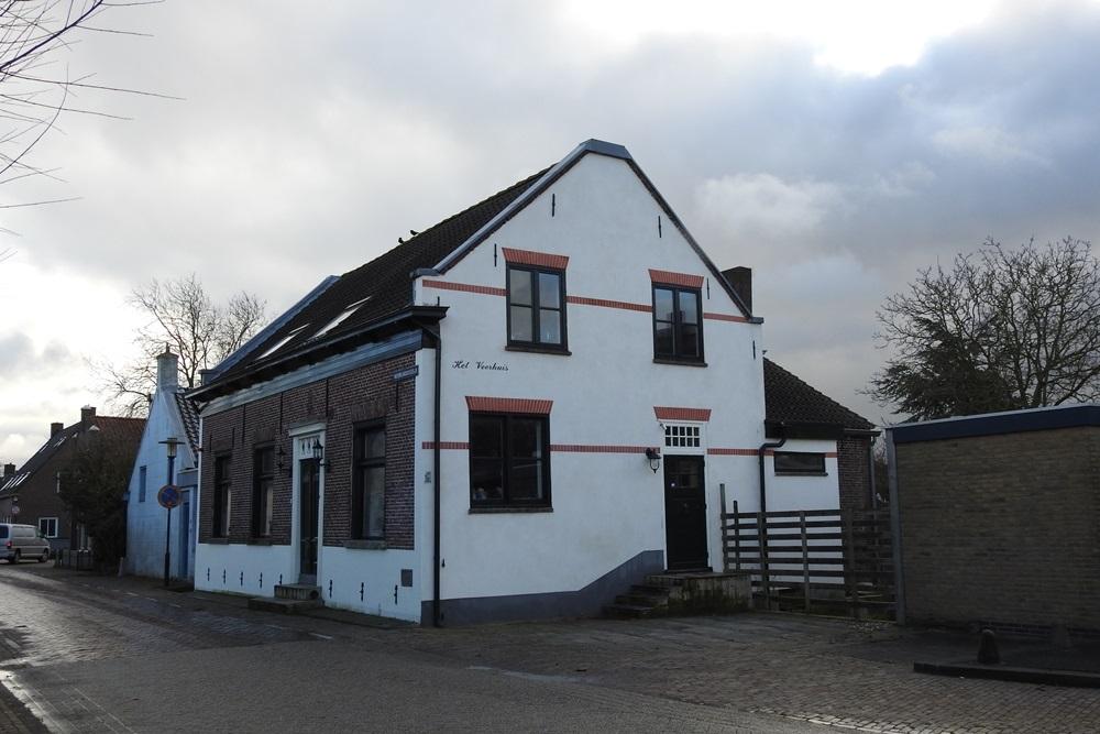 Cafe 't Veerhuis (Cafe Vanacker) Lage Zwaluwe