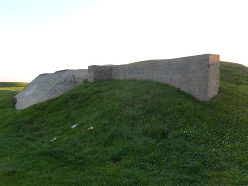 Stützpunkt 224 Strandhafer - L409 Geschützstand für 37mm Flak