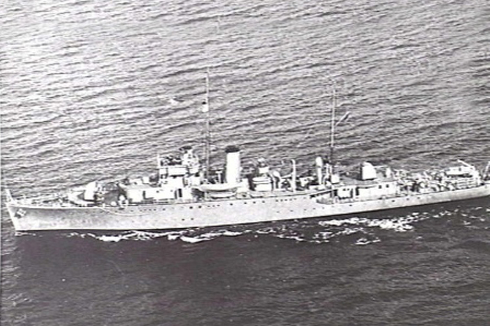 Shipwreck H.M.A.S. Parramatta