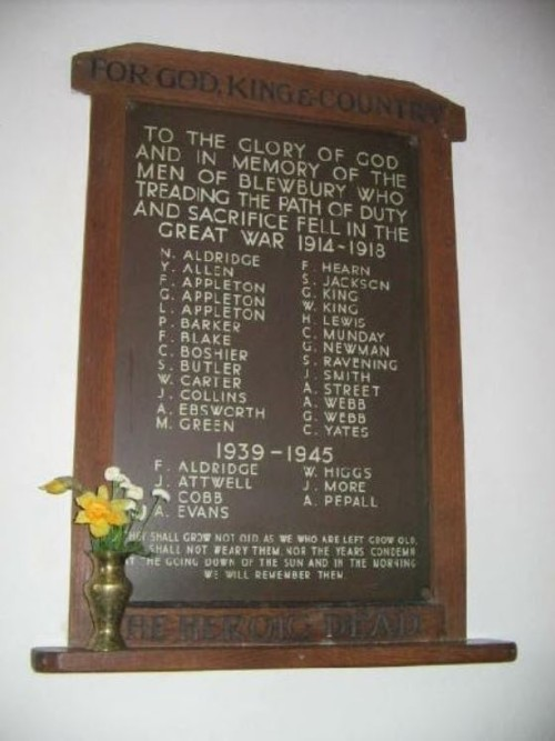 War Memorial Methodist Chapel