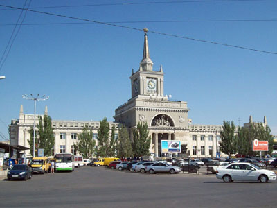 Central Station Volgograd-1