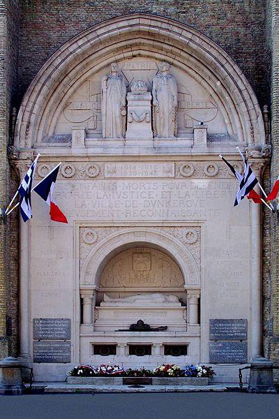 War Memorial Dunkerque