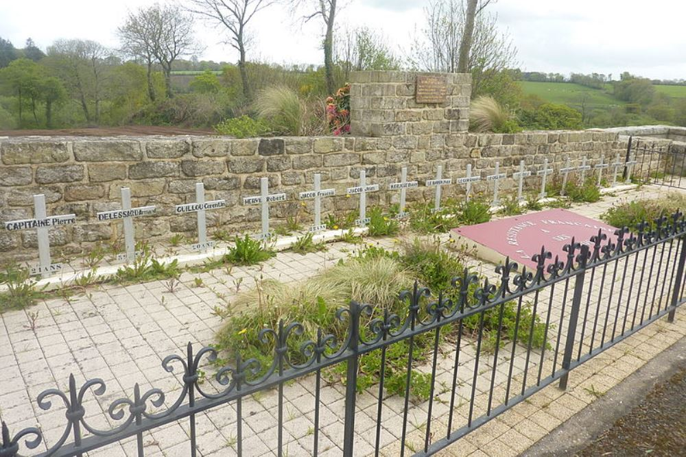 Memorial Execution 15 July 1944
