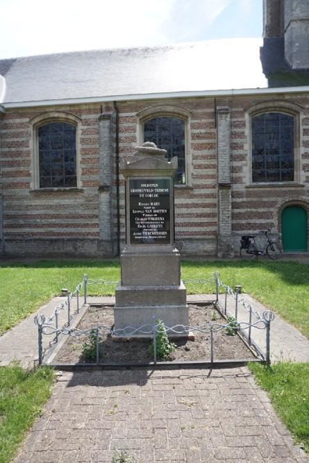 War Memorial Verrebroek