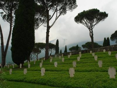 German War Cemetery Cassino