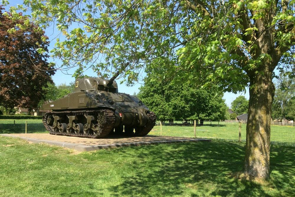 M4A4 Sherman Tank Doetinchem