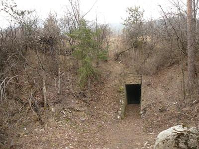 Strong Point No. 42 (Blockade Rienza-Rio Valles-Sciaves)