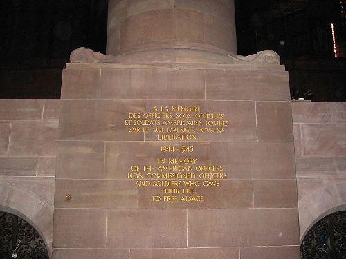 Memorial Killed U.S. Soldiers