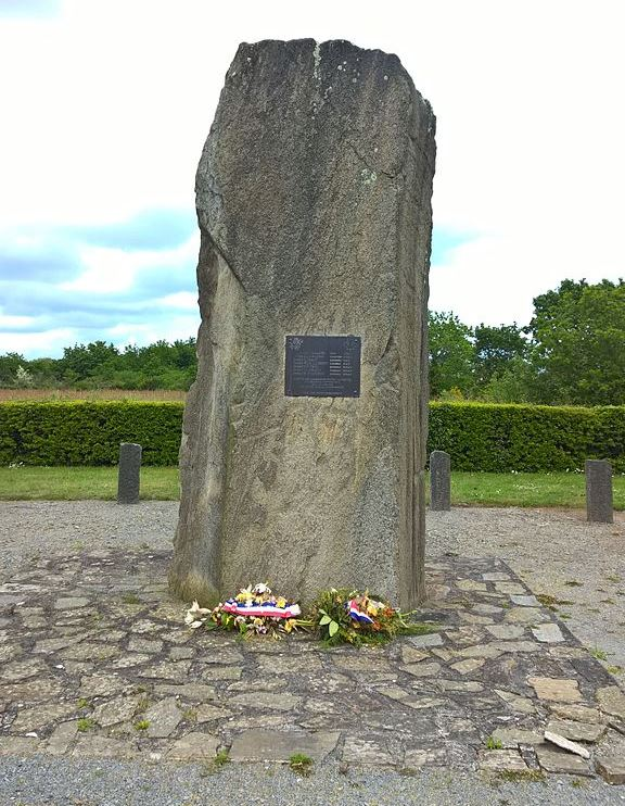 Monument Crash 25 Juli 1944