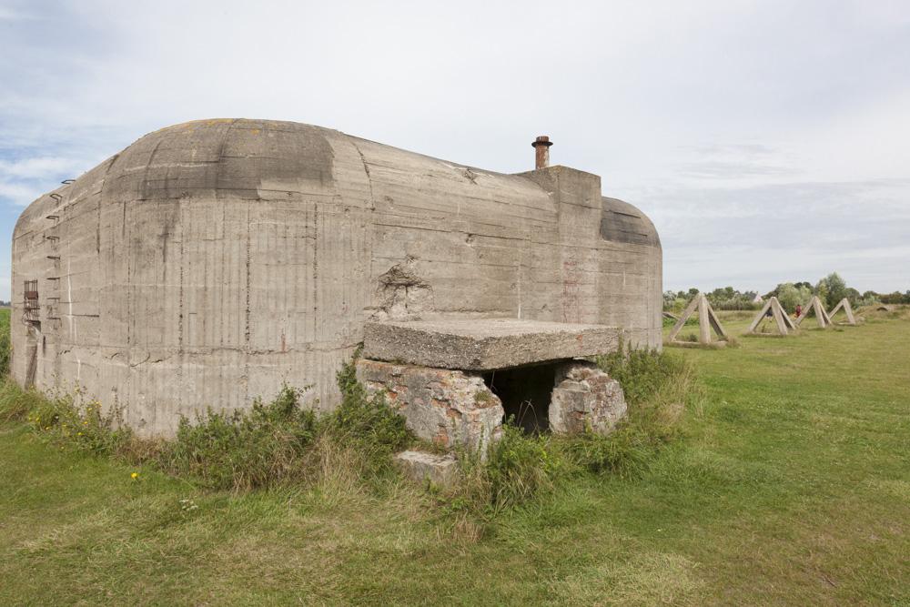 Stützpunkt Groede Bunker 2