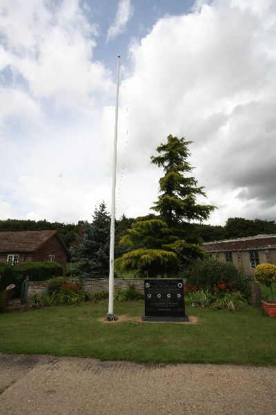 Monument 93rd Bombardment Group (Heavy)