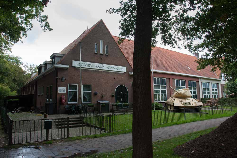 Arnhem War Museum '40-'45