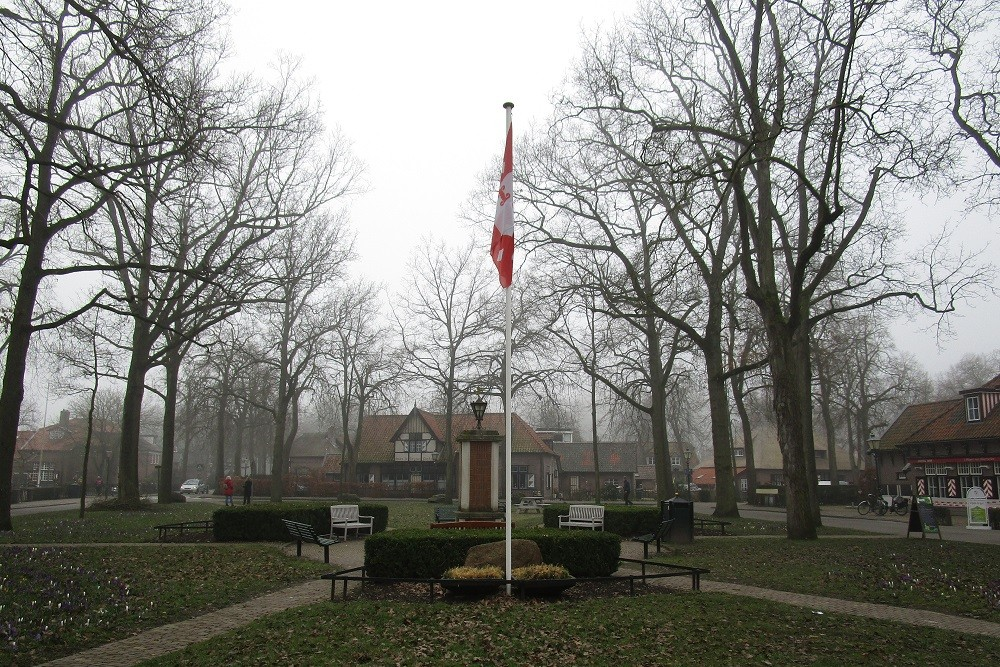 War Memorial Haarzuilens