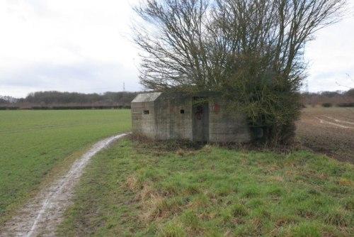 Bunker FW3/24 Sulham