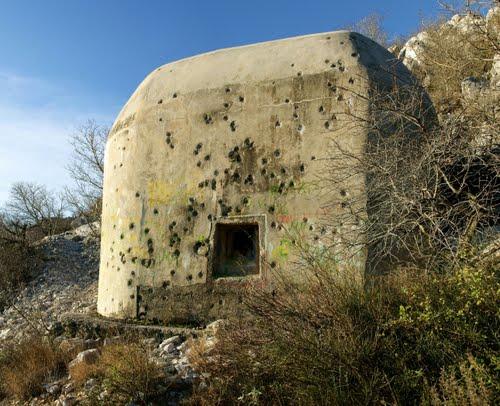 Alpenmuur - Fort 'Sussak - S. Anna'