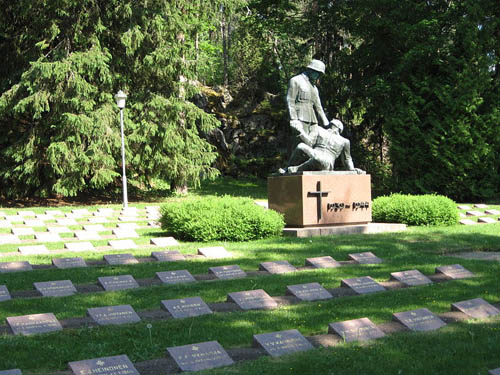 Finnish War Graves Loimaa