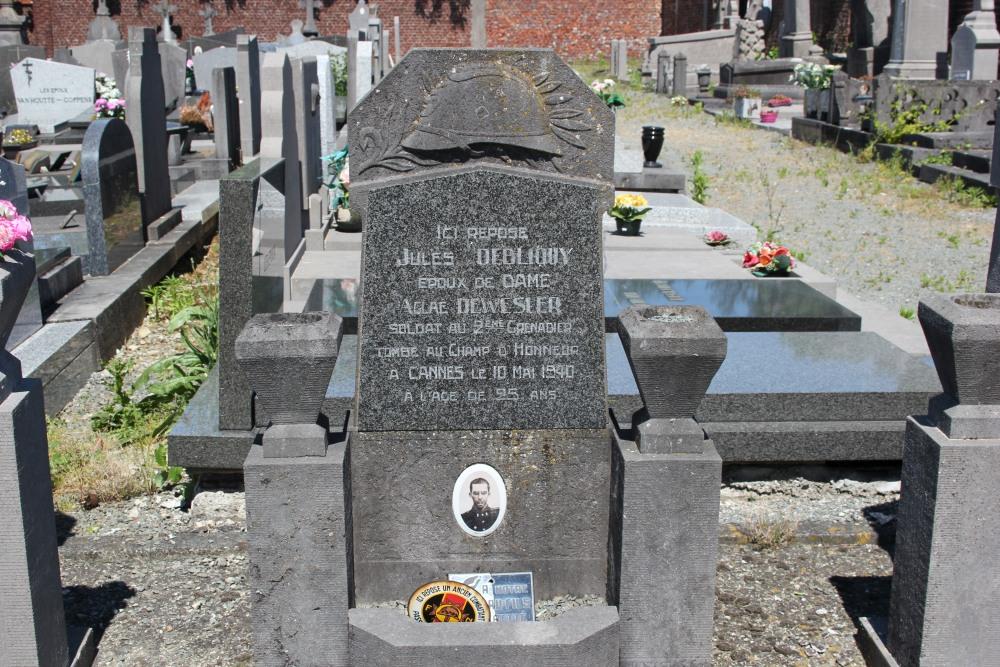 Belgian War Graves Ollignies
