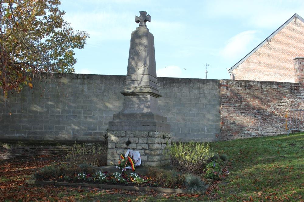 War Memorial Houtain-le-Val
