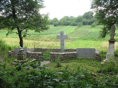 Polish War Cemetery Berezownica Mala