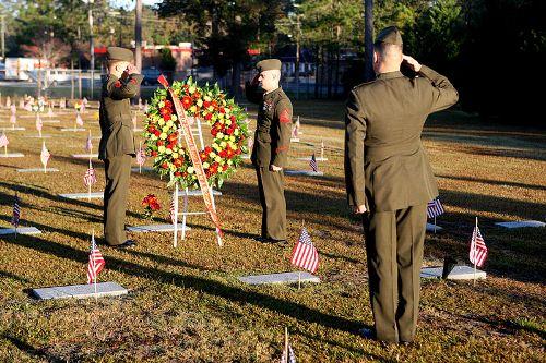 Coastal Carolina State Veterans Cemetery
