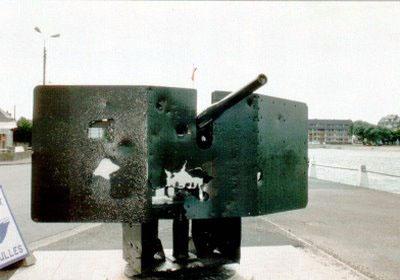 Atlantikwall - Widerstandsnest 29