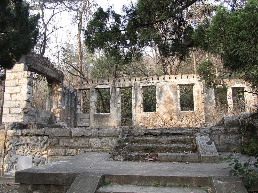 Ruins Villa Lin Sen
