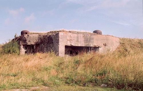 Maginot Line - Casemate Quatre Vents Sud
