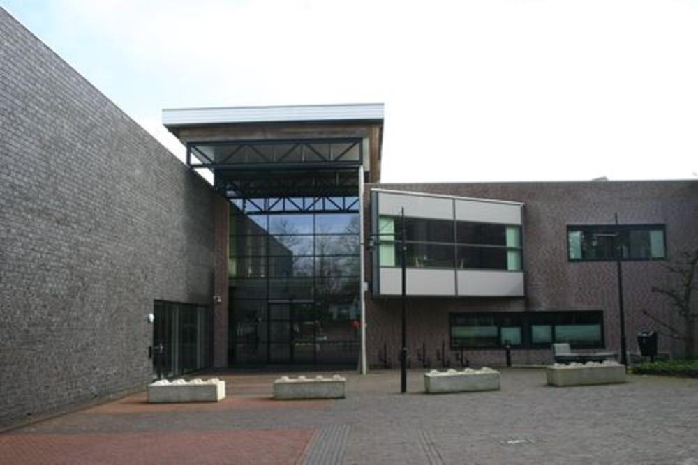 Herdenkingsraam Evacuees Roermond