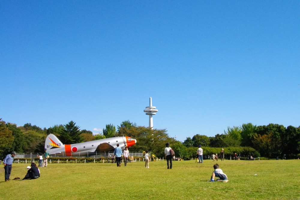 Tokorozawa Aviation Memorial Park (Voormalige Tokorozawa Vliegveld)
