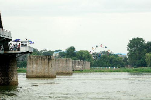 Short Bridge Dandong