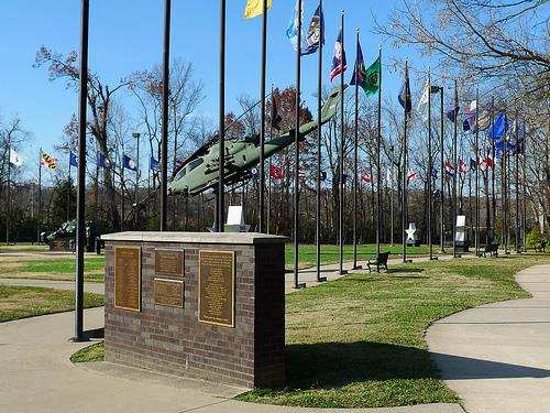 War Memorial Hamilton County