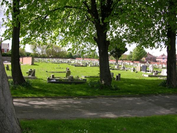 Oorlogsgraven van het Gemenebest Bolton upon Dearne Cemetery