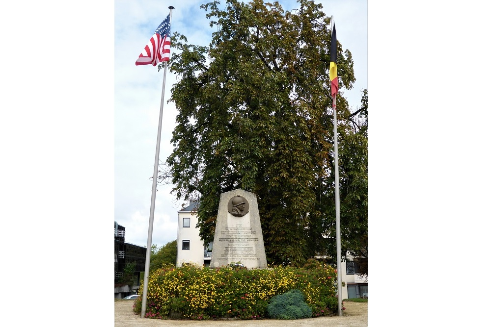 Monument Generaal Patton