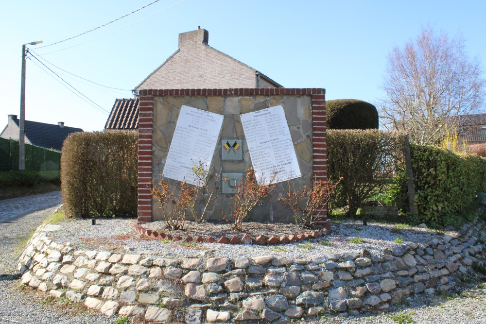 War Memorial Roux-Miroir