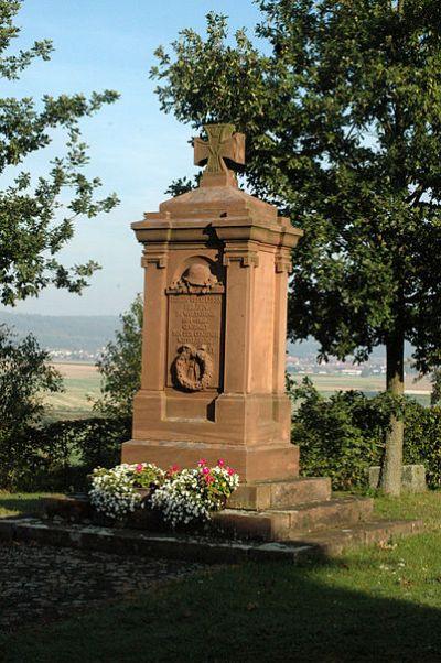 War Memorial Wittelsberg
