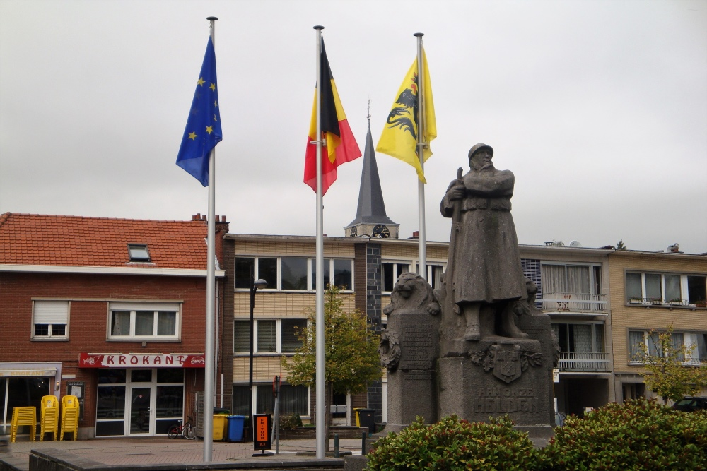 War Memorial Zaventem