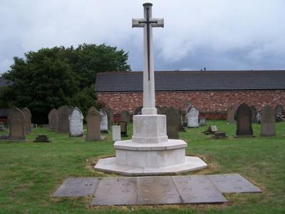 Commonwealth War Graves Duke Street Cemetery
