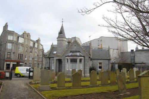 Commonwealth War Graves Nellfield Cemetery