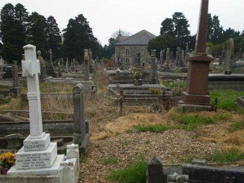 Oorlogsgraven van het Gemenebest Bethel Welsh Congregational Chapelyard