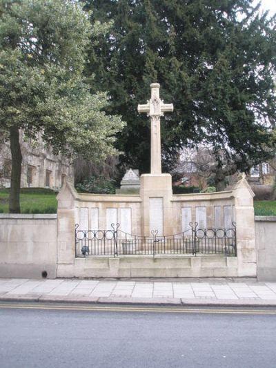 Oorlogsmonument Windsor
