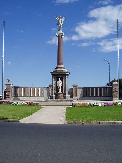War Memorial Warrnambool
