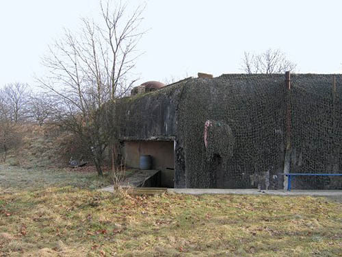 Maginotlinie - Kazemat Auenheim Nord