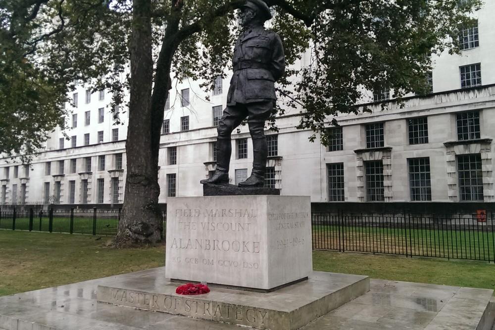 Monument Alan Brooke