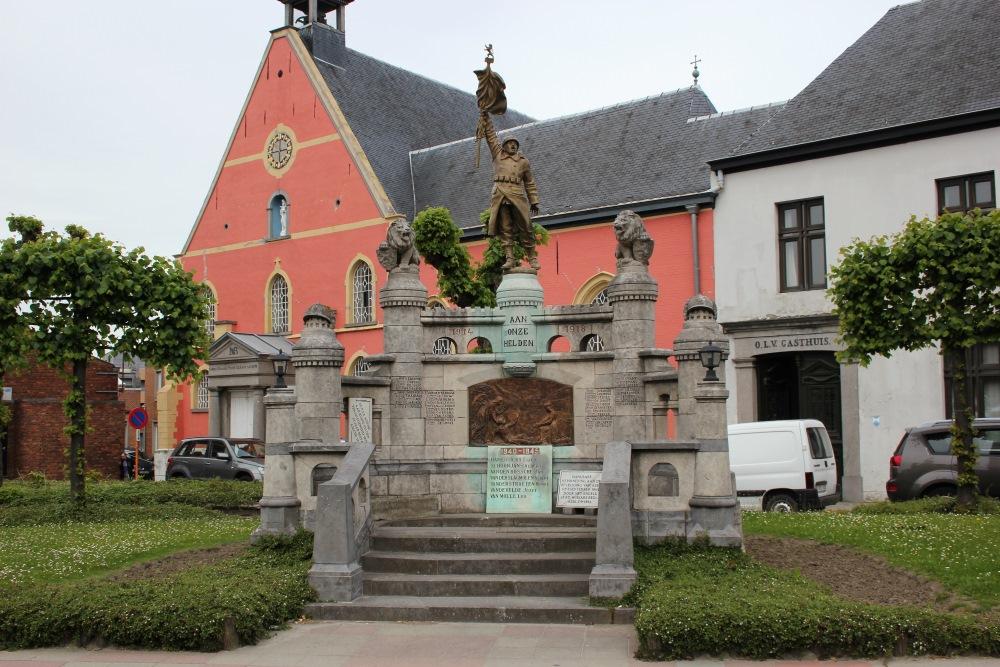 War Memorial Asse