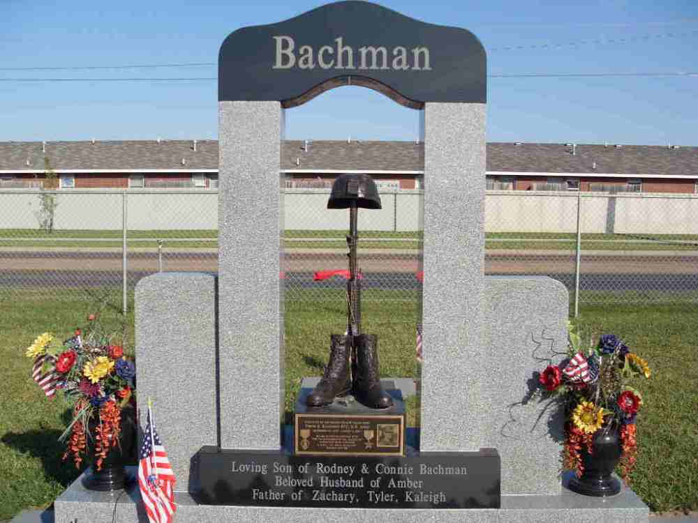 Amerikaans Oorlogsgraf Valley View Cemetery