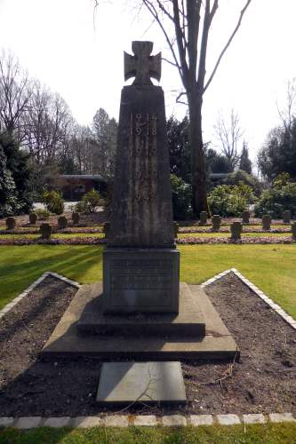 Oorlogsmonument Bottrop