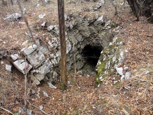 Alpine Wall - Underground Bunker Studena (B)