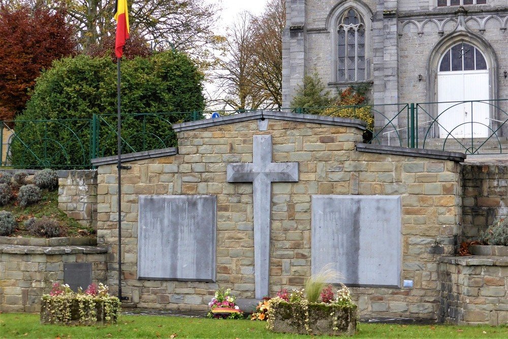 War Memorial Libin