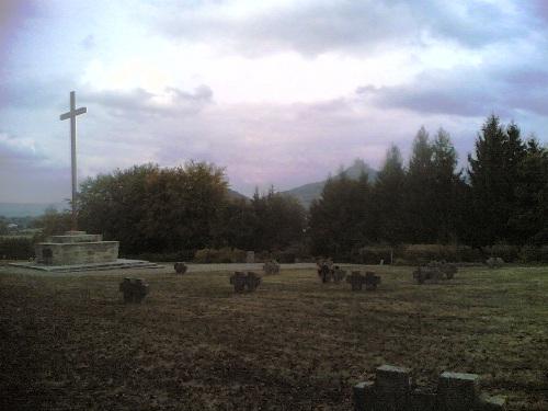 Kampbegraafplaats Bisingen